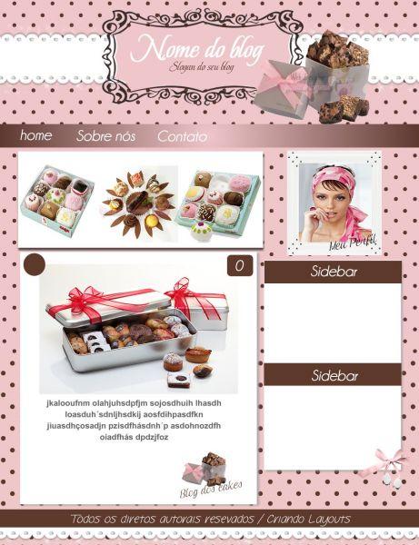 0-Kit blog + kit face + Cartão impresso 500un